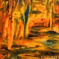 Autumn Reflection In The Water by Dragica  Micki Fortuna