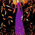 Autumn Spirit by Barbara Moignard