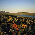 Autumn View Across Baxter State Park by Sam Abell