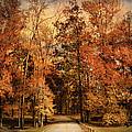 Autumn's Entrance by Jai Johnson