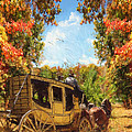 Autumn's Essence by Lourry Legarde