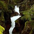 Avalanche Gorge I by Amanda Kiplinger