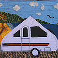 A'van By The Sea by Patricia Tapping