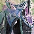 Avatar Dragon by Stanley Morganstein