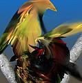 Avian Dreams Series 1-1311 by David Lane