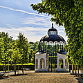 Aviary At Schonbrunn Palace by Jon Berghoff