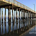 Avila Beach Pier California 2 by Bob Christopher