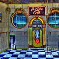 Aztec Grill Route 66 by Tommy Anderson