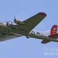 B-17g Aluminum Overcast by Tim Mulina