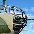 B-25j Nose by Lynda Dawson-Youngclaus