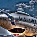 B-47 Stratojet by Tommy Anderson