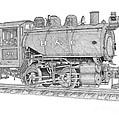 B And O Steam Switcher by Calvert Koerber
