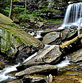 B Reynolds Falls by Frozen in Time Fine Art Photography