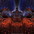 B7 Something From Below Fx  by G Adam Orosco