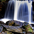 Babcock State Park Waterfall by Thomas R Fletcher