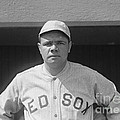 Babe Ruth 1919 by Padre Art