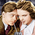 Babes In Arms, From Left Mickey Rooney by Everett