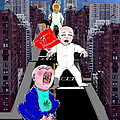 Baby City by Robert Kirklin