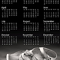 Baby Shoes Calendar 2013 by Jane Rix