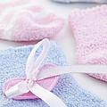 Baby Socks  by Elena Elisseeva