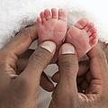 Baby's Feet by Ruth Jenkinson