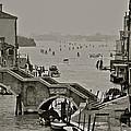 Back Door Of Venice by Eric Tressler
