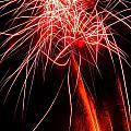 Backyard Fireworks 2012 4 by Robert Morin