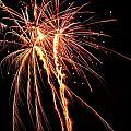 Backyard Fireworks 2012 5 by Robert Morin