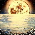 Bad Moon Rising by Greg Moores