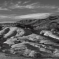 Badlands by Bill Thomas