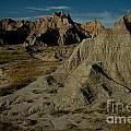 Badlands By Moonlight by Chris Brewington Photography LLC