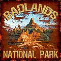 Badlands National Park by David G Paul