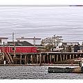 Bailey Island Maine by Richard Bean