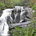 Bald River Falls  by Rosemary Legge