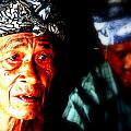 Balinese Old Man by Funkpix Photo Hunter