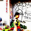 Balinese Tagging Texas by Funkpix Photo Hunter