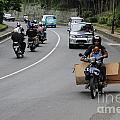 Balinese Transportation by Vivian Christopher