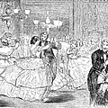 Ball, 1858 by Granger