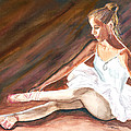 Ballet Dancer by Clara Sue Beym