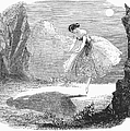 Ballet: Ondine, 1843 by Granger