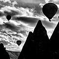 Ballons - 2 by Okan YILMAZ
