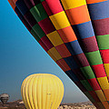 Ballons - 3 by Okan YILMAZ