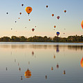Balloon Festival by Lightvision, LLC