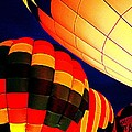 Balloon Glow 1 by Marty Koch