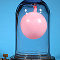 Balloon In A Vacuum, 2 Of 4 by Ted Kinsman