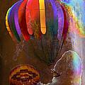 Balloon Racing by Phyllis Denton
