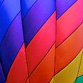 Balloon Rainbow Take 2 by Mark Dodd