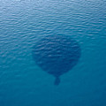 Balloon Shadow by Mitch Shindelbower