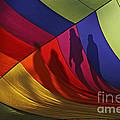 Balloon Shadows by Shawn Naranjo