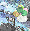 Balloons In The Park by Donna Bentley